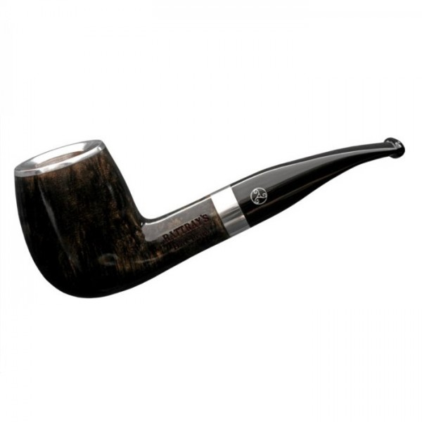 "RATTRAY´S ""Dark Reign"" Billiard Halfbent GR122"