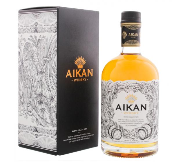 AIKAN Blend Whisky Batch No.2