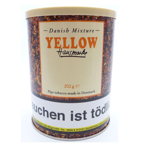 DANISH MIXTURE Yellow