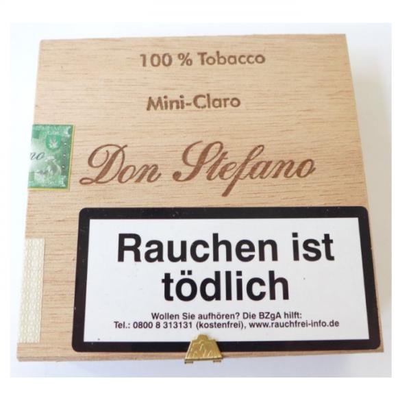 DON STEFANO Mini-Claro