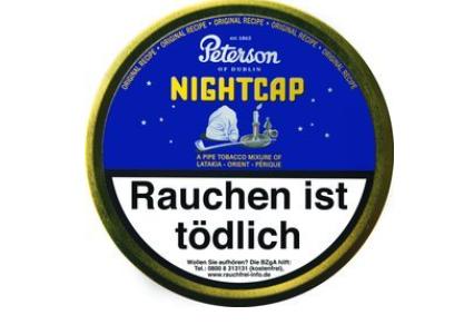 PETERSON Nightcap 50 Gramm