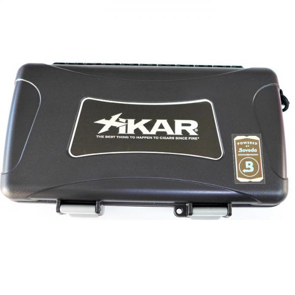 XIKAR Reise-Caddy für 5 Cigarren #1205xi