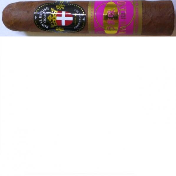 ROYAL DANISH UMAMI-BLEND Fat Robusto Claro (Pnk)