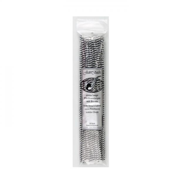 JEAN CLAUDE Pfeifenreiniger schwarz-weiß, lang 50er Beutel
