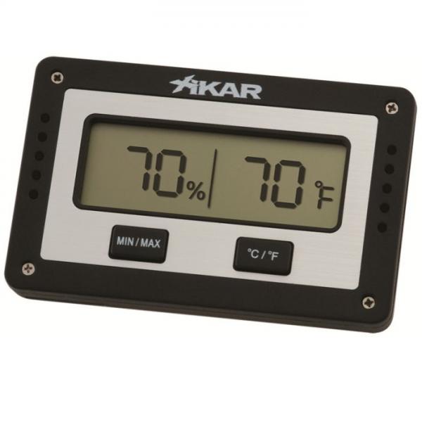 XIKAR PuroTemp Digitaler Hygrometer #1833xi
