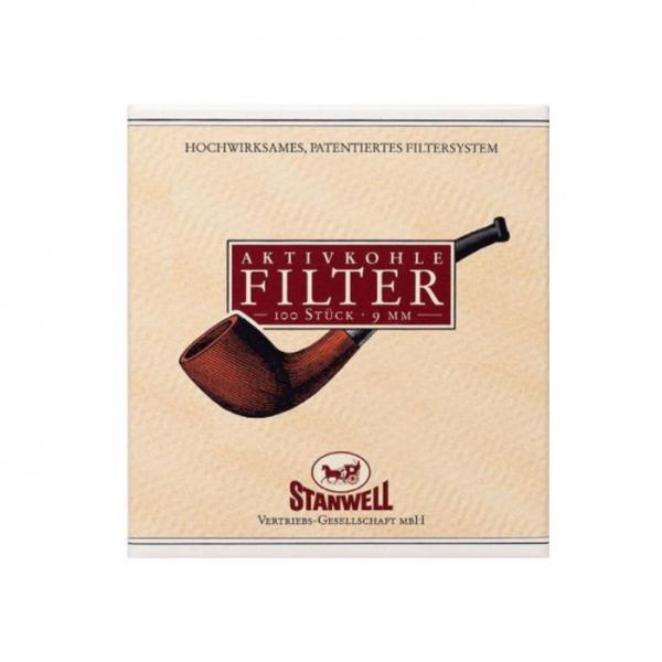 STANWELL Pfeifenfilter 100er Box #680080