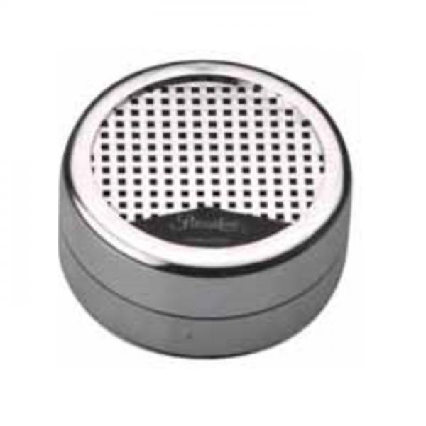PASSATORE Acrylpolymer-Befeuchter rund, silber #595042