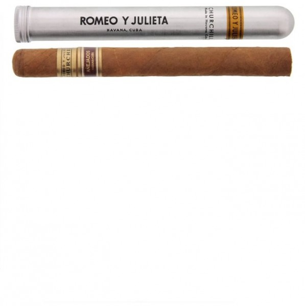 ROMEO Y JULIETA Anejados Churchill AT