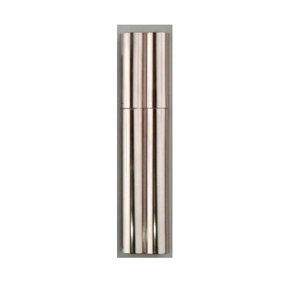 2er Cigarren-Etui H. A. Chrom poliert #623642