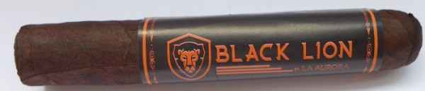 BLACK LION MADURO by La Aurora Robusto