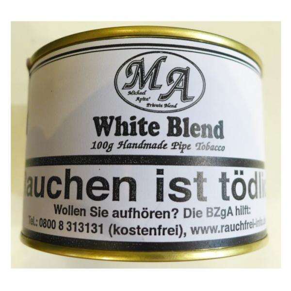 M. A. WHITE BLEND by Dan Tobacco