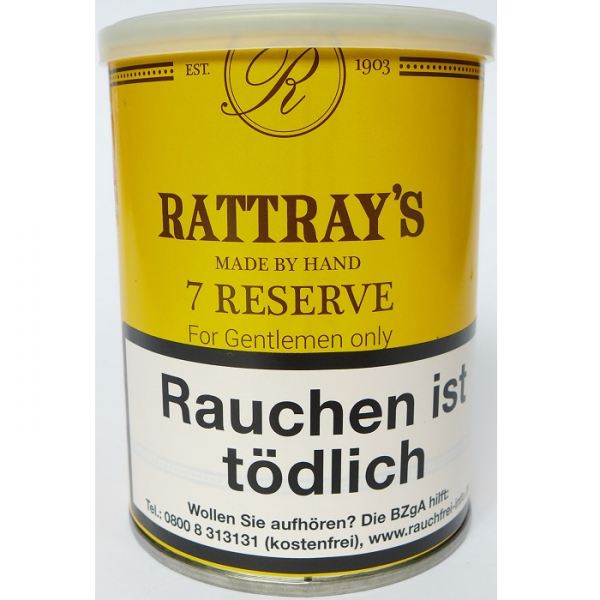 RATTRAY´S British Collection 7 Reserve