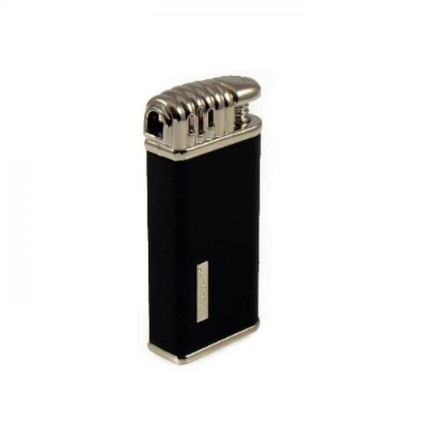 EUROJET Pfeifenfeuerzeug schwarz #257020