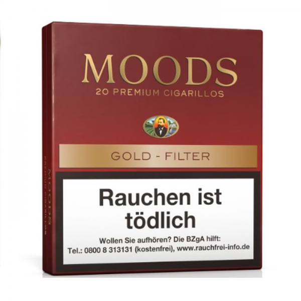 DANNEMANN Moods Gold Filter