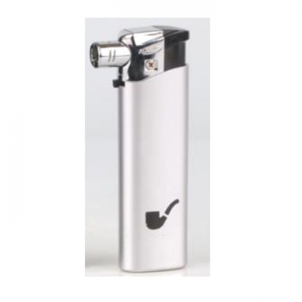 COOL Pfeifenfeuerzeug schwarz/silber HA017597s.
