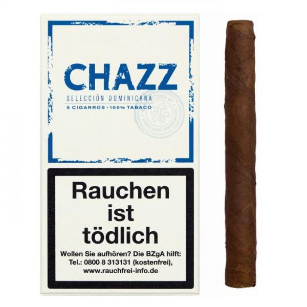 CHAZZ SELECCIÓN DOMINICANA Cigarros