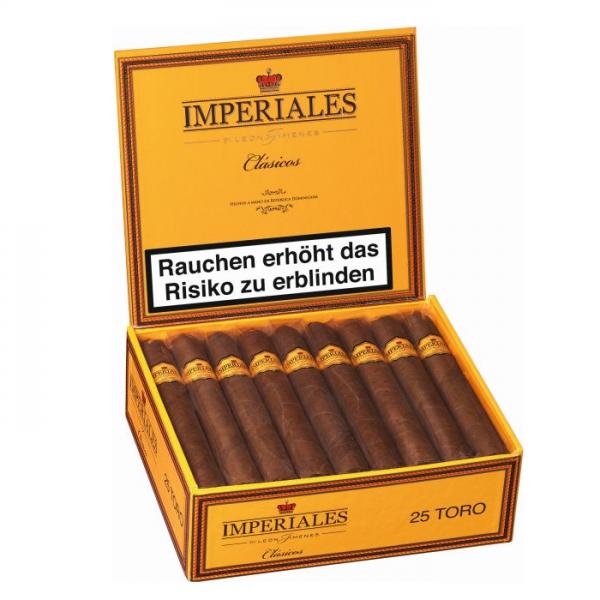 IMPERIALES BY LEÓN JIMENES Toro