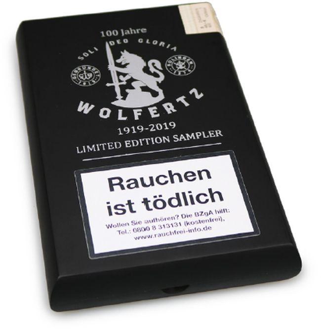 Wolfertz-Sampler-geschlossen