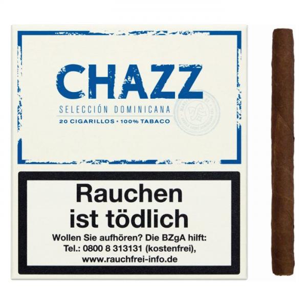 CHAZZ SELECCIÓN DOMINICANA Cigarillos