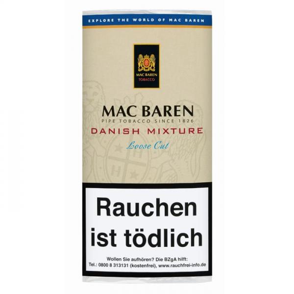 MAC BAREN Mixture Danish