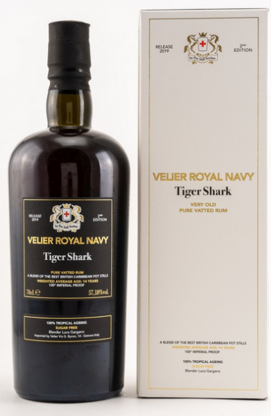VELIER ROYAL Navy Tiger Shark