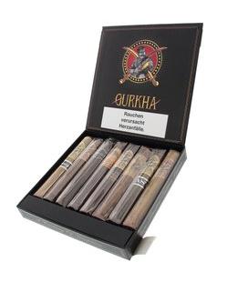 GURKHA Godzilla Sampler 8er Box