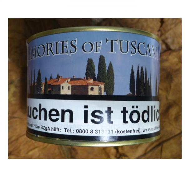 DAN TOBACCO Memories of Tuscany
