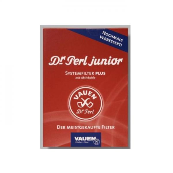 DR. PERL JUNIOR JUMAX Aktivkohlefilter 180er Box