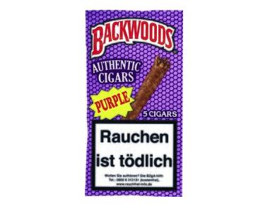 BACKWOODS CIGARS Purple