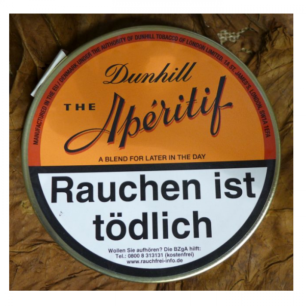 DUNHILL The Apéritif