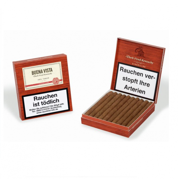 BUENA VISTA DARK FIRD KENTUCKY Cigarillos