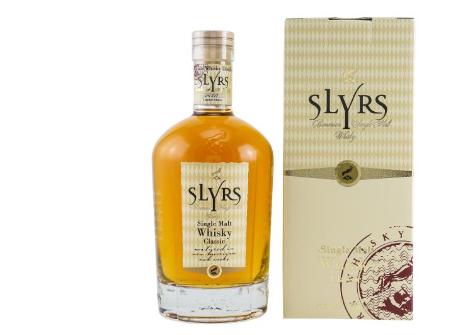 SLYRS Single Malt Whisky 43 %