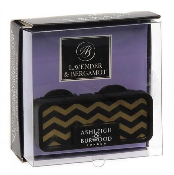 ASHLEIGH & BURWOOD Car Freshener Lavender Bergamot