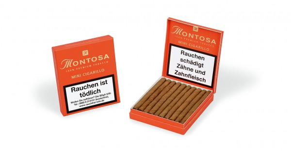 MONTOSA MINI Cigarillos