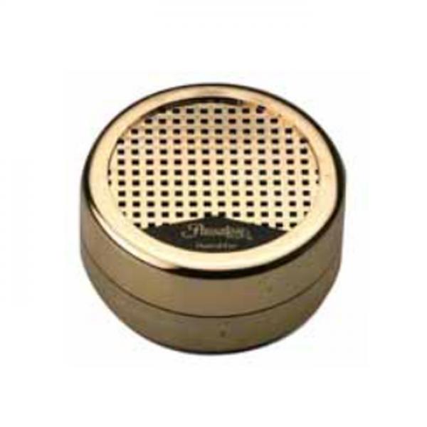 PASSATORE Acrylpolymer-Befeuchter, rund, gold #595043